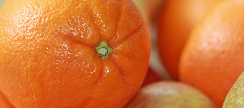 Psyllium, LAranja e Acerola em cápsulas - Fibras e Vitamina C