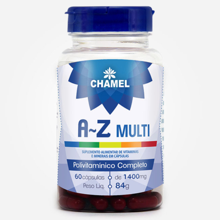 AZ Multi - Polivitamínico completo em cápsulas