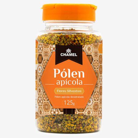 Pólen apícola de flores silvestres 100% puro